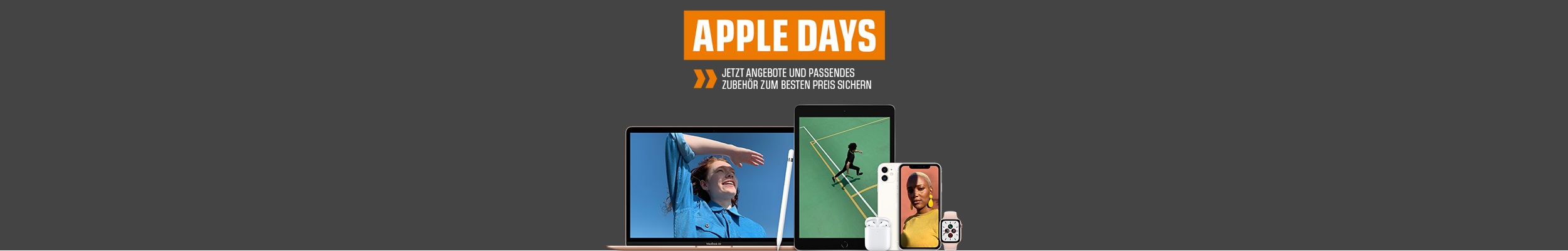 apple days header